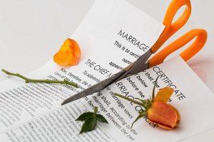 Spijt van scheiding